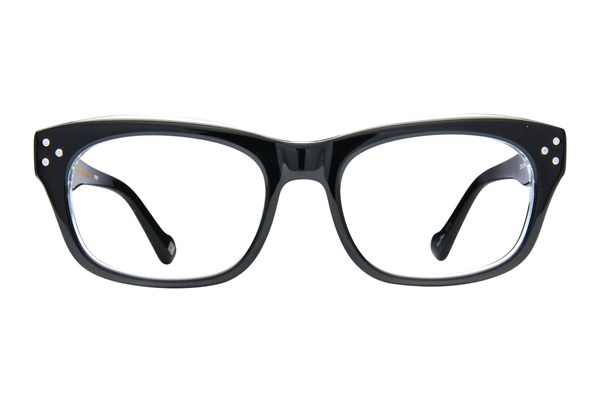 Randy Jackson RJ X118 Eyeglasses - Black
