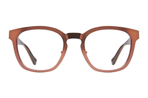 Zac Posen Tommaso Eyeglasses - Brown
