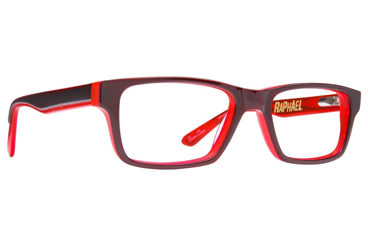 Nickelodeon Teenage Mutant Ninja Turtles Vigilante Red Eyeglasses