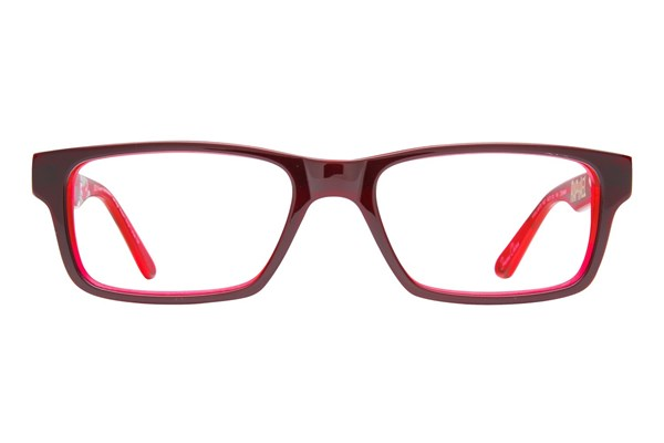 Nickelodeon Teenage Mutant Ninja Turtles Vigilante Eyeglasses - Red