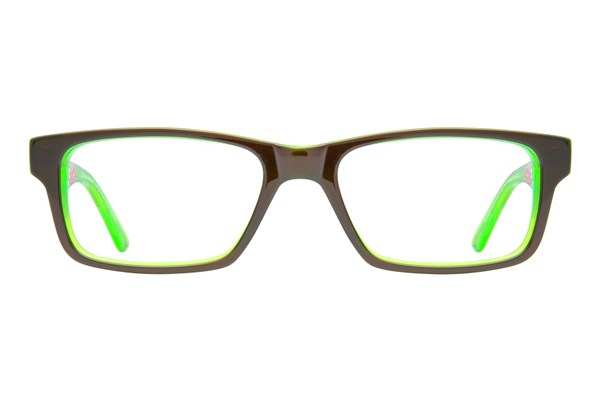 Nickelodeon Teenage Mutant Ninja Turtles Vigilante Green Eyeglasses