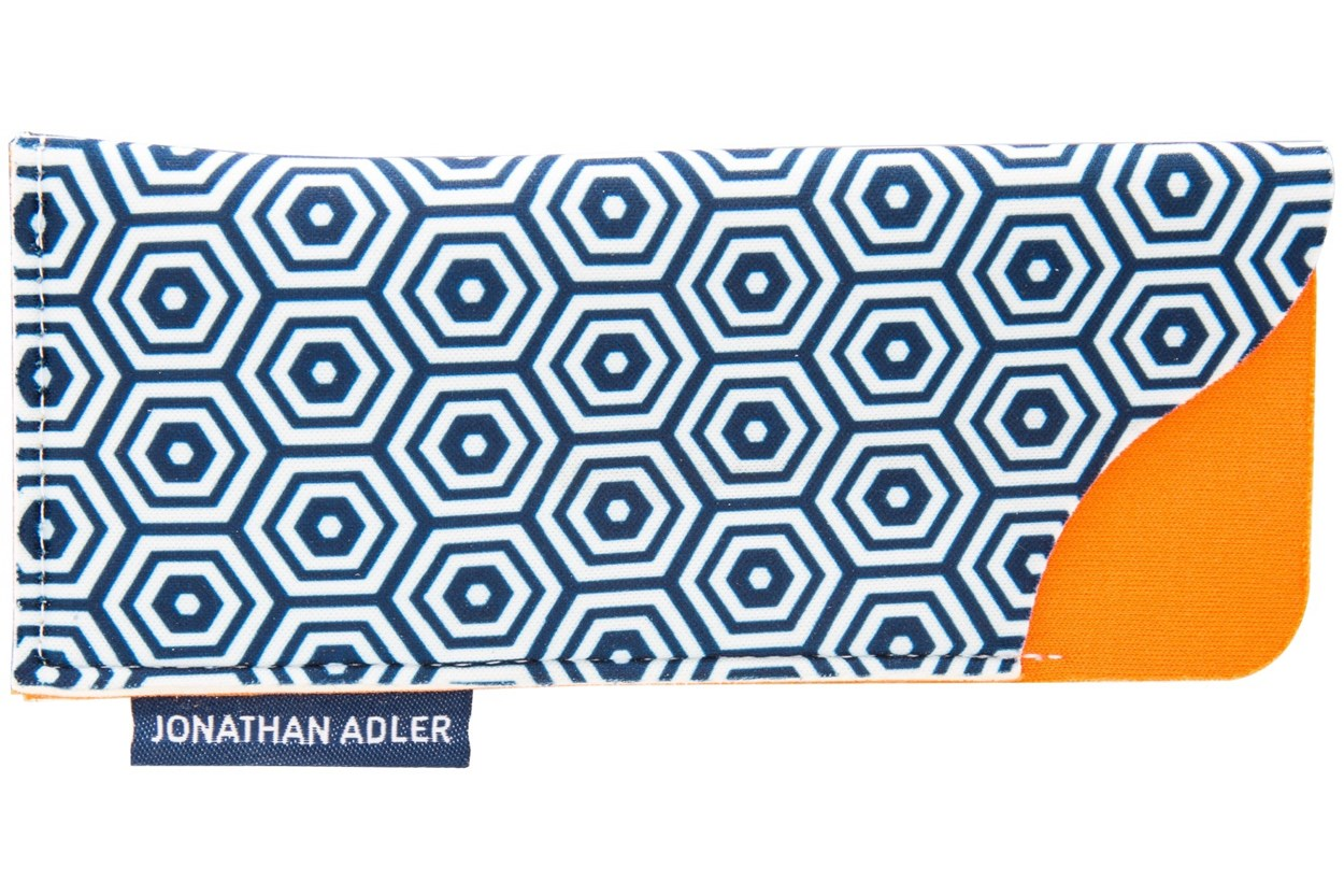 Alternate Image 1 - Jonathan Adler JA801 Red ReadingGlasses