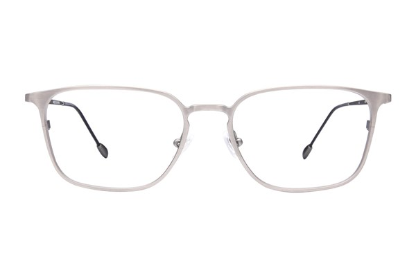 John Varvatos V151 Gray Eyeglasses