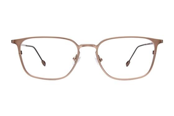 John Varvatos V151 Brown Eyeglasses