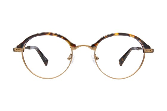 John Varvatos V152 Gold Eyeglasses