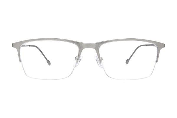 John Varvatos V154 Eyeglasses - Gray