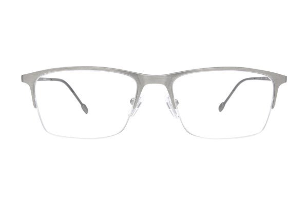 John Varvatos V154 Gray Eyeglasses