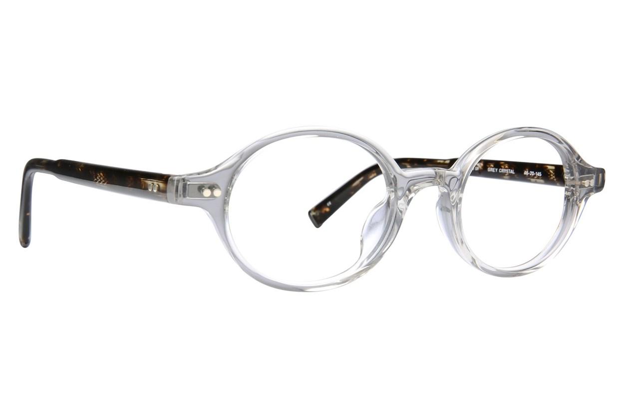 John Varvatos V206 Gray Eyeglasses