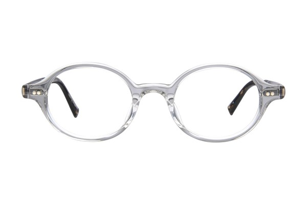 John Varvatos V206 Eyeglasses - Gray