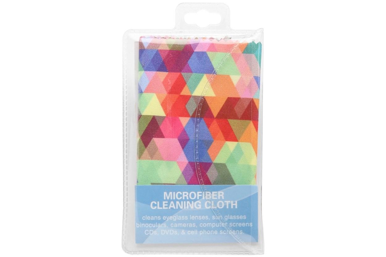 CalOptix Confetti Cleaning Cloth Orange GlassesCleaners