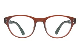 Jet Readers ATL Reading Glasses Brown