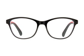 Jet Readers ORD Reading Glasses Red