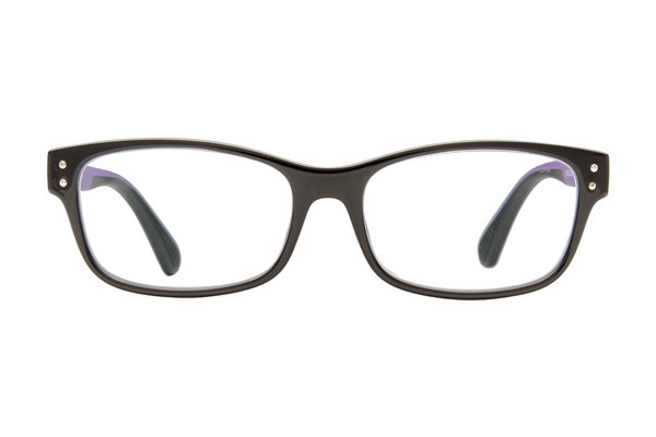Jet Readers SFO Reading Glasses Black ReadingGlasses