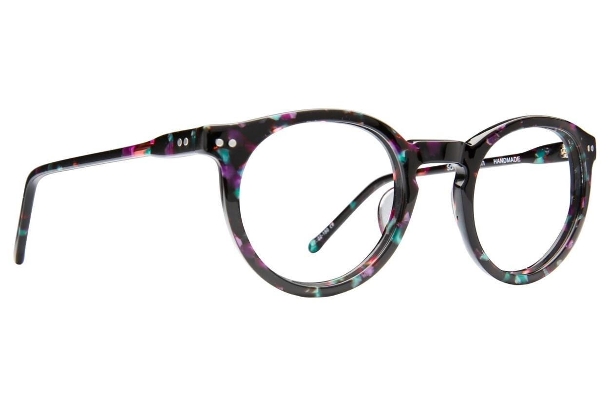 Colors In Optics Bespeckled Black Eyeglasses