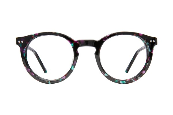 Colors In Optics Bespeckled Eyeglasses - Black