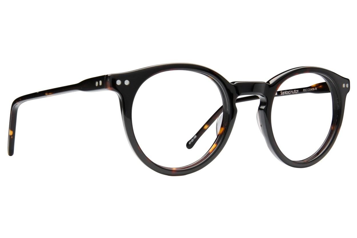 Colors In Optics Bespeckled Tortoise Eyeglasses
