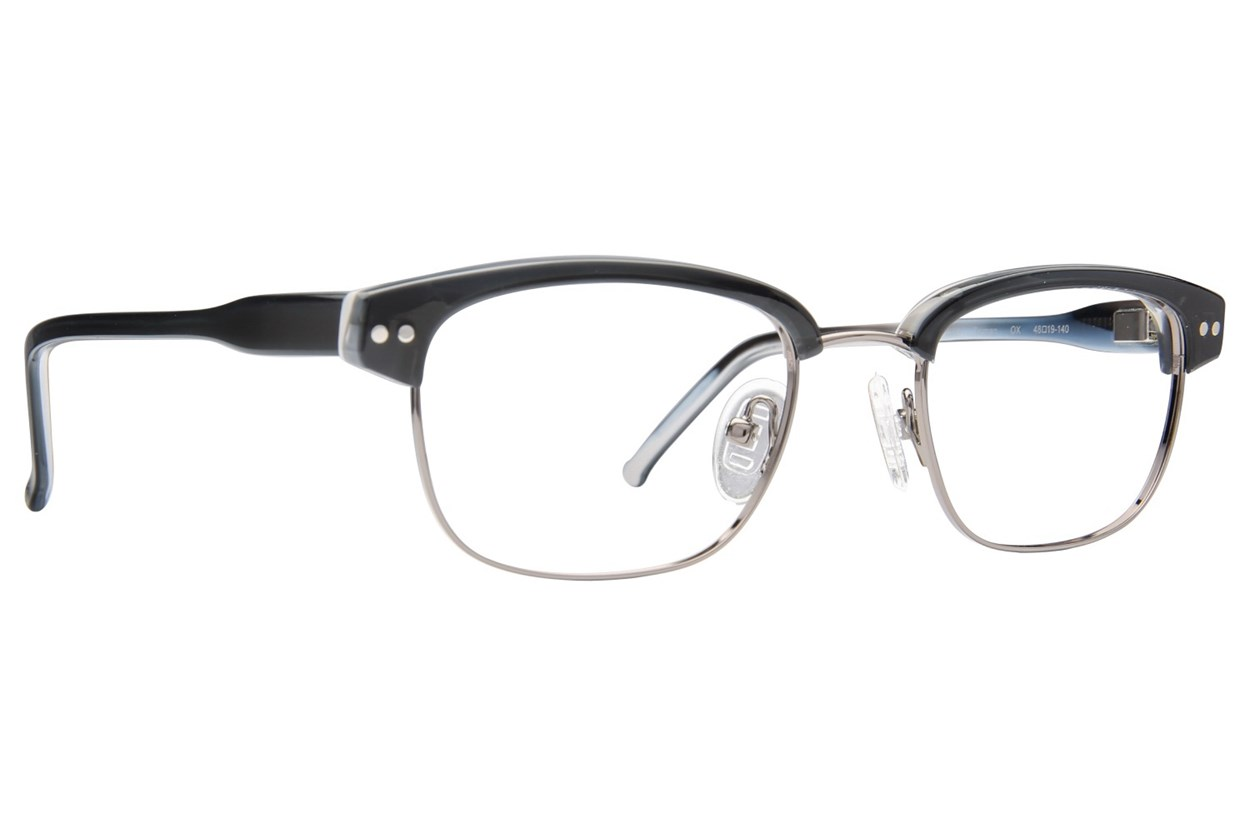 Colors In Optics Truman Black Eyeglasses