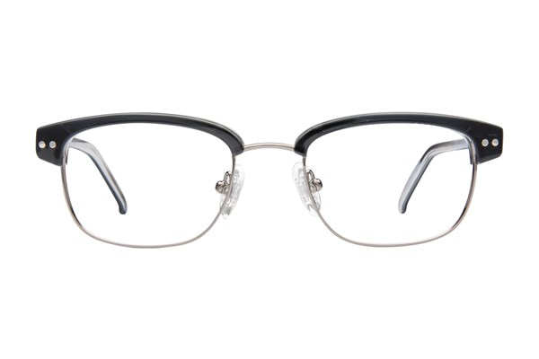 Colors In Optics Truman Black Eyeglasses