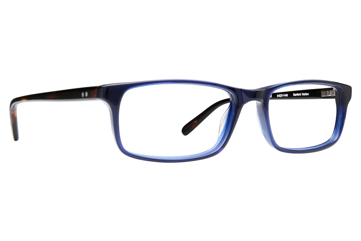 Colors In Optics William Blue Eyeglasses
