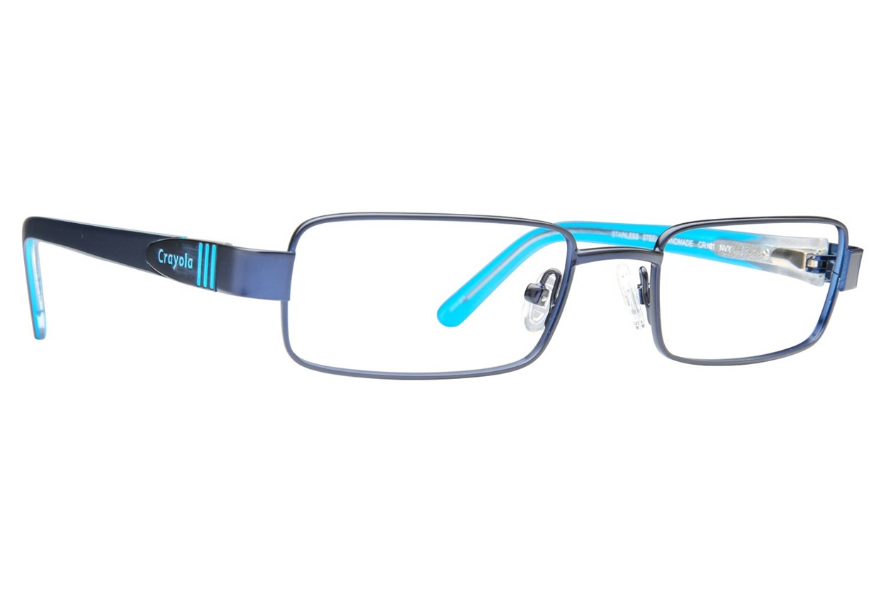 Crayola CR101 Blue Eyeglasses