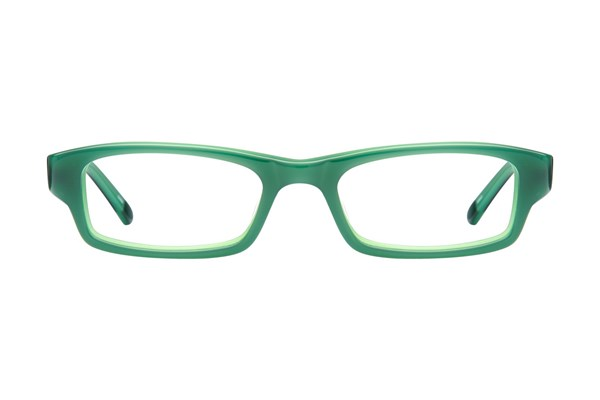 Crayola CR112 Green Eyeglasses