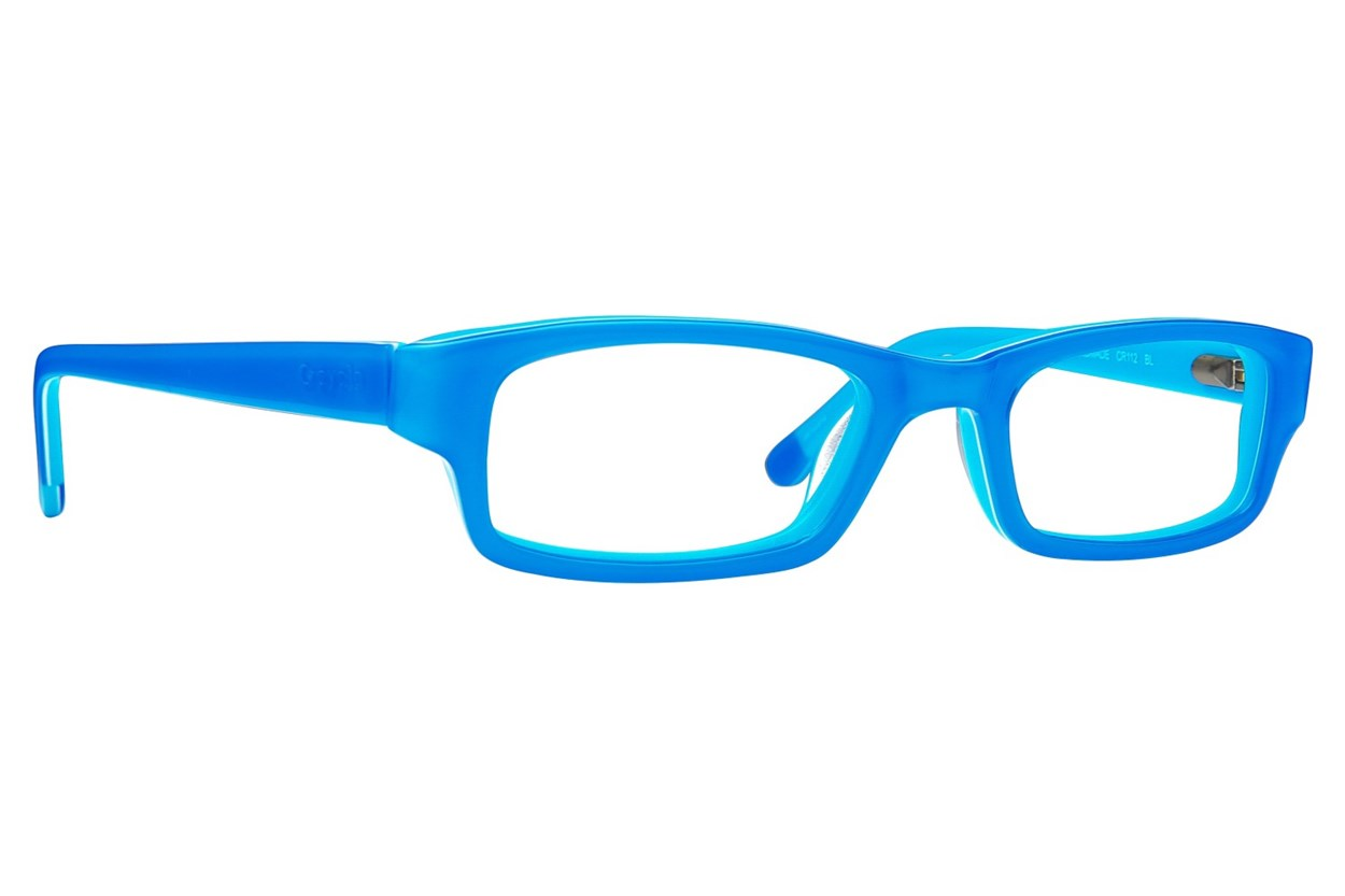 Crayola CR112 Blue Eyeglasses