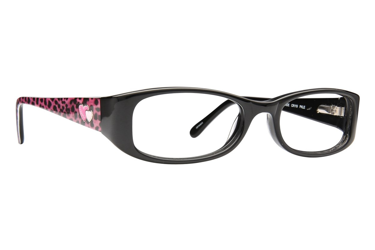 Crayola CR119 Eyeglasses - Black