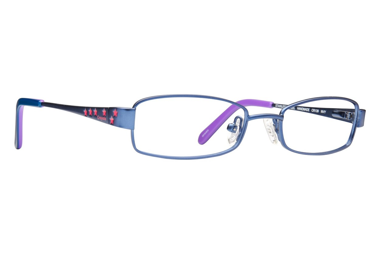 Crayola CR139 Blue Eyeglasses