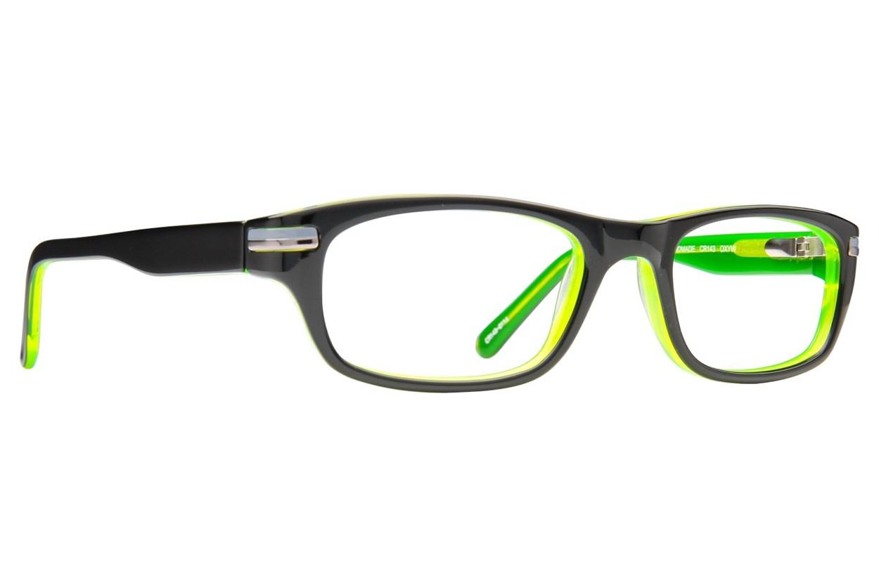 Crayola CR143 Black Eyeglasses