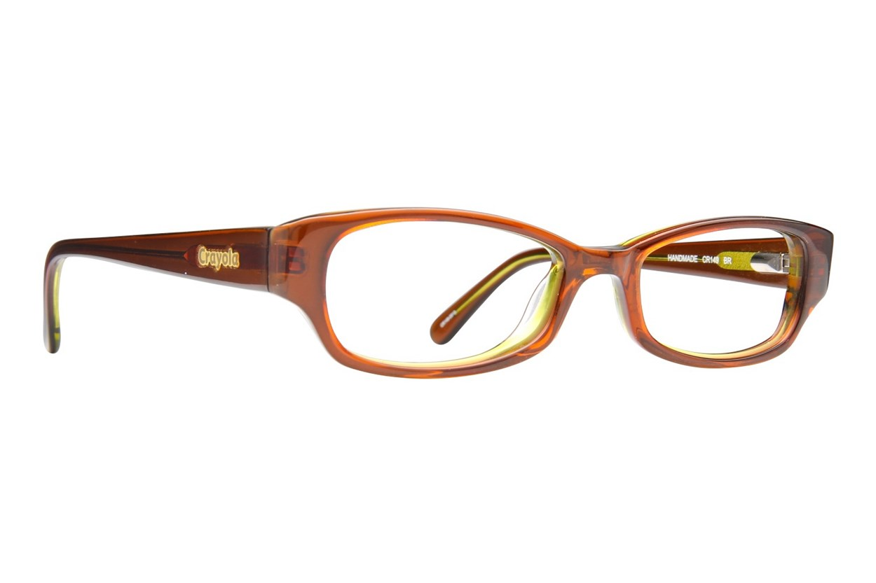 Crayola CR149 Brown Eyeglasses