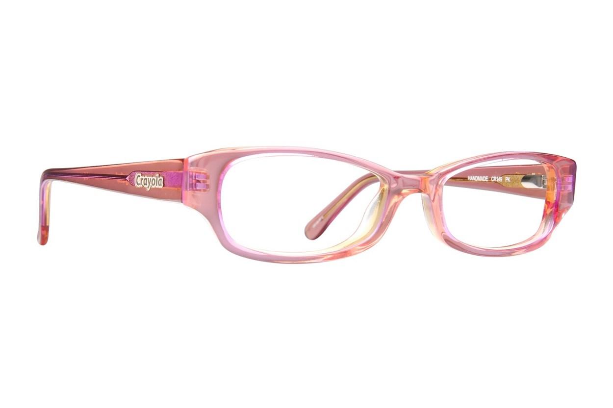 Crayola CR149 Pink Eyeglasses