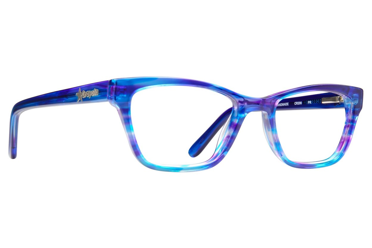 Crayola CR206 Purple Eyeglasses
