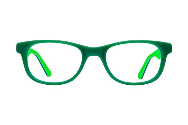 Crayola CR242 Green Eyeglasses