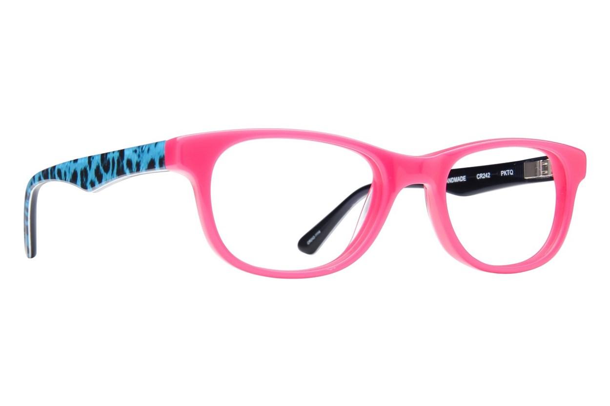 Crayola CR242 Pink Eyeglasses