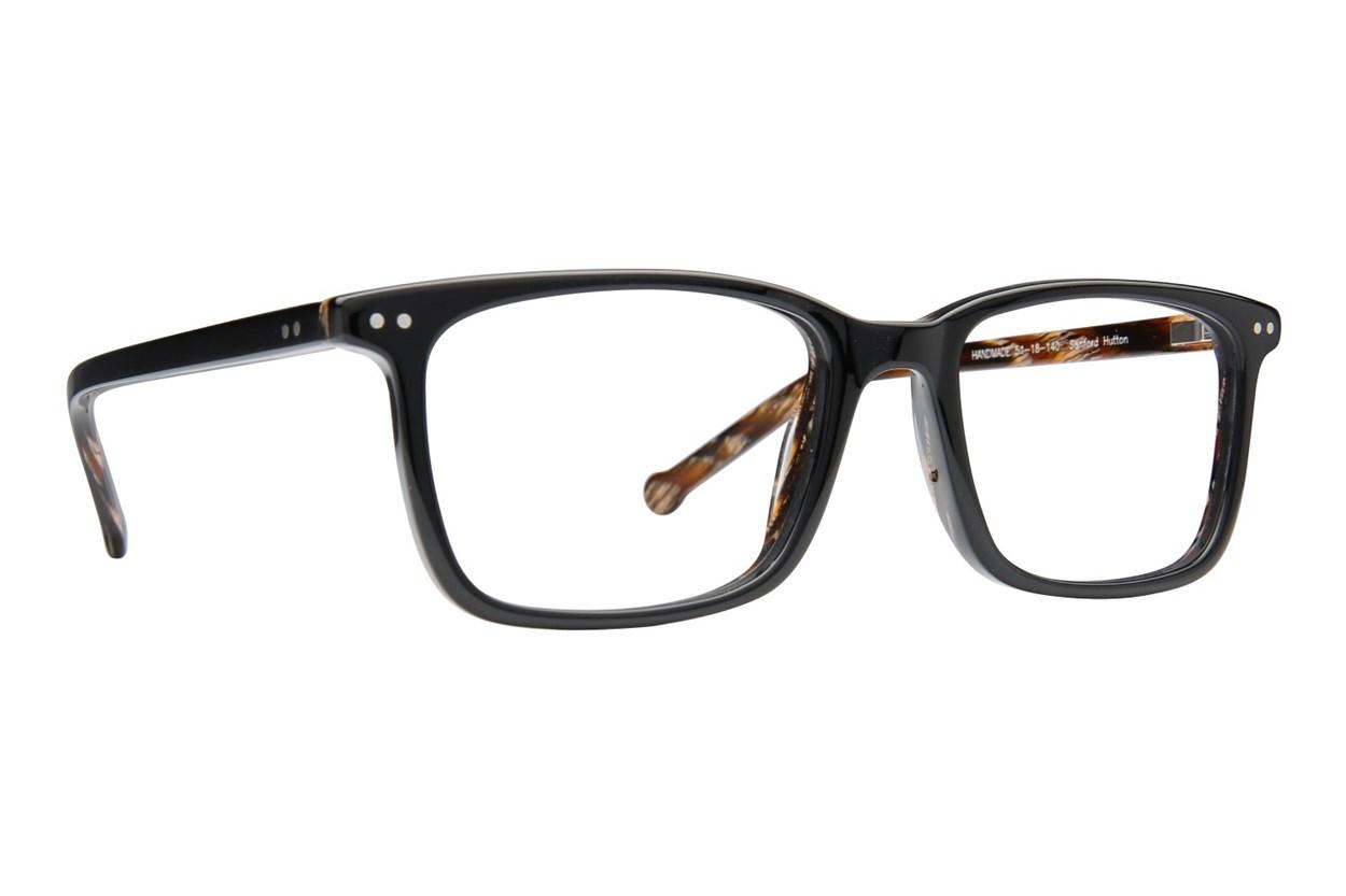 Colors In Optics Senator Black Eyeglasses