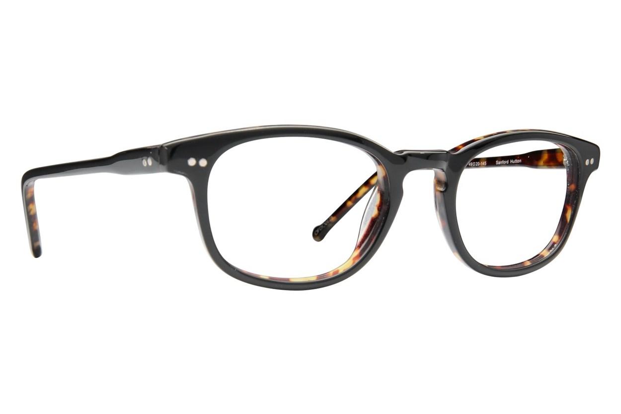 Colors In Optics Twenty-Two Black Eyeglasses