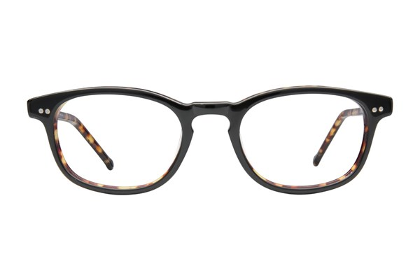 Colors In Optics Twenty-Two Black Eyeglasses