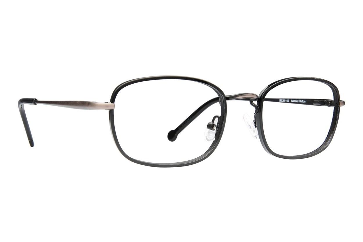 Colors In Optics Greyson Black Eyeglasses