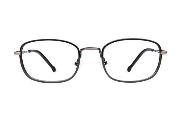 Colors In Optics Greyson Black Eyeglasses