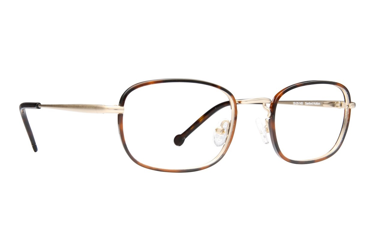 Colors In Optics Greyson Tortoise Eyeglasses