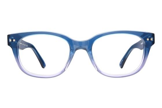 Colors In Optics Matahari Blue Eyeglasses