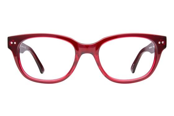 Colors In Optics Matahari Wine Eyeglasses