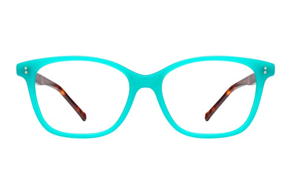 Colors In Optics Midwood Eyeglasses - Green