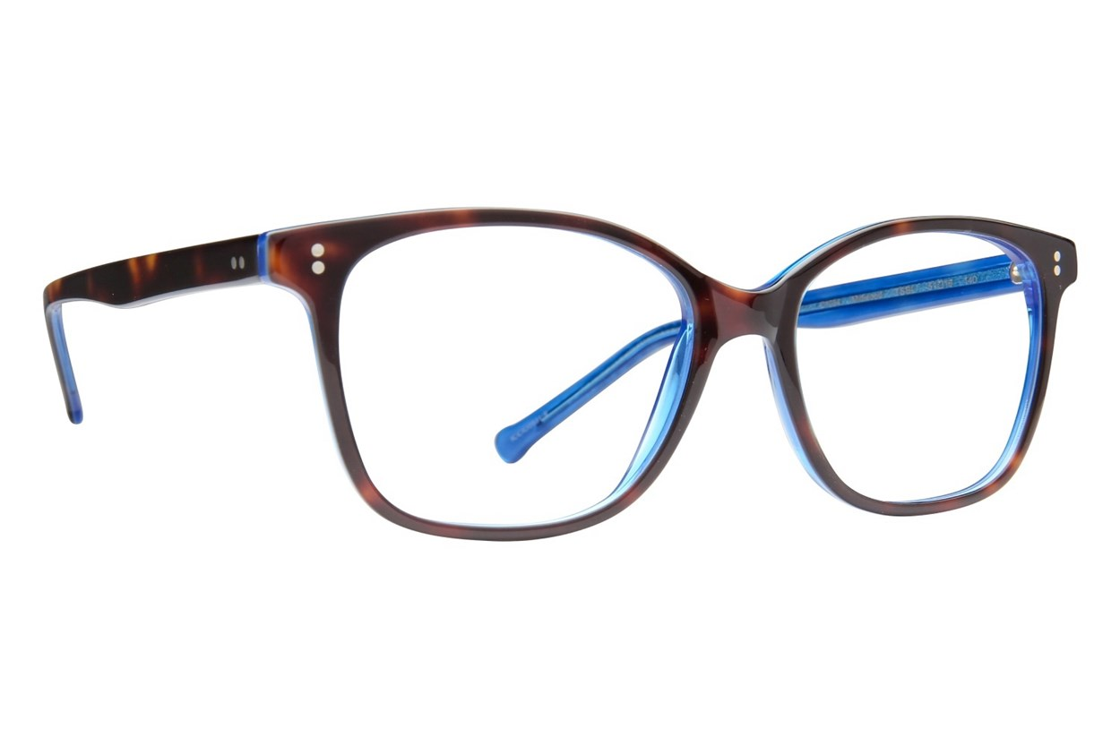 Colors In Optics Midwood Tortoise Eyeglasses
