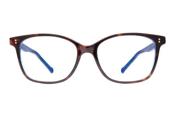 Colors In Optics Midwood Tortoise Eyeglasses