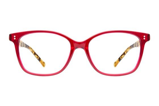 Colors In Optics Midwood Red Eyeglasses
