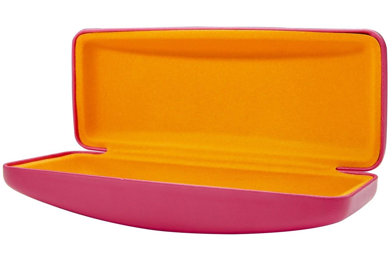 CalOptix Carousel Medium Eyeglass Case Pink GlassesCases