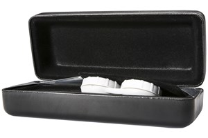 Click to swap image to alternate 1 - CalOptix Eyeglass/Contact Lens Combo Case Black 50