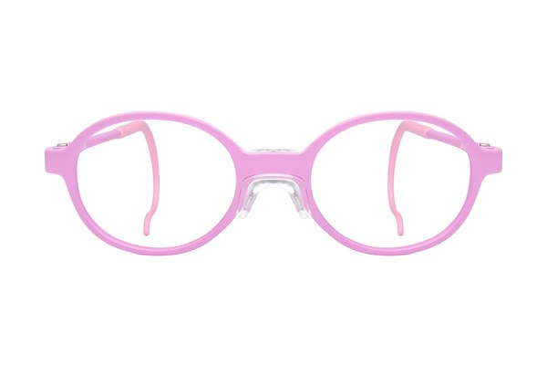 Zoobug ZB1008 Eyeglasses - Purple