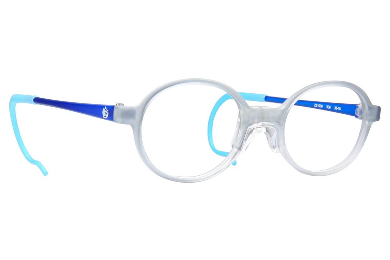 Zoobug ZB1008 Gray Eyeglasses